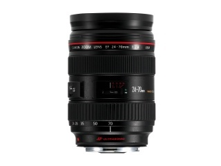 Canon 20D Lens EF24-70