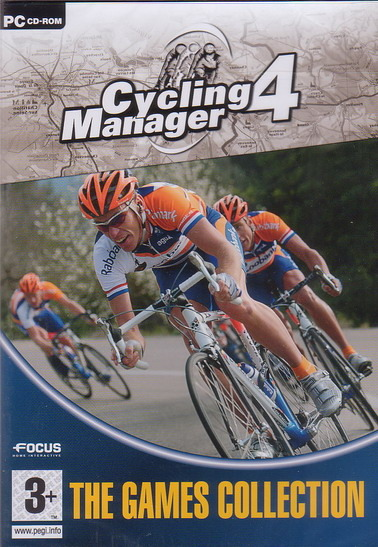 Cycling Manager 4 for PC Games