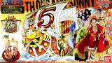 One Piece: Grand Ship Collection Thousand Sunny TV 15th Anniversary Ver. Model Kit