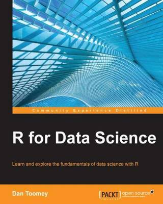 R for Data Science by Dan Toomey image