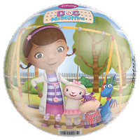 Doc McStuffins Large Dyna Ball - 230mm
