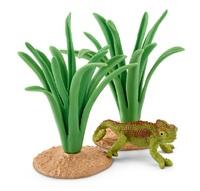 Schleich – Chameleon In Reeds
