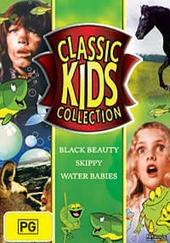 Classic Kid's Collection - Vol 1(3 Disc Set) on DVD