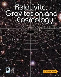 Relativity, Gravitation and Cosmology by Robert J. A. Lambourne image