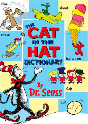 The Cat in the Hat Dictionary by Dr Seuss image