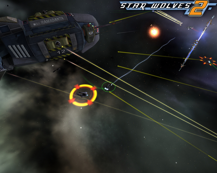 Star Wolves 2 for PC Games image