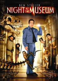 Night At The Museum on DVD