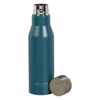 Ted Baker Stainless Steel Water Bottle (Emerald Green)