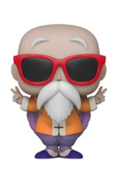 Dragon Ball Super – Master Roshi (Peace Sign Ver.) Pop! Vinyl Figure