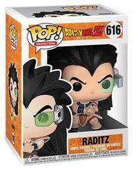 Dragon Ball Z – Radditz Pop! Vinyl Figure image