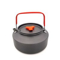 Outdoor Camping Aluminium Alloy Kettle (1.6L)