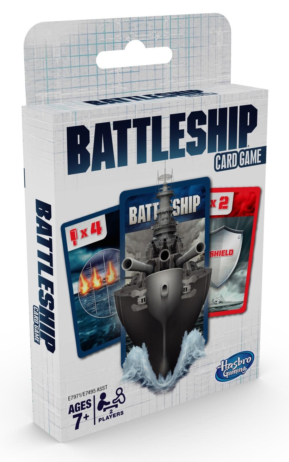 Battleship - The Card Game image