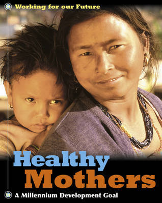 Healthy Mothers and Children by Judith Anderson image