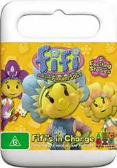Fifi And The Flowertots: Fifi's In Charge on DVD