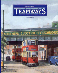 London Tramways by John Reed image