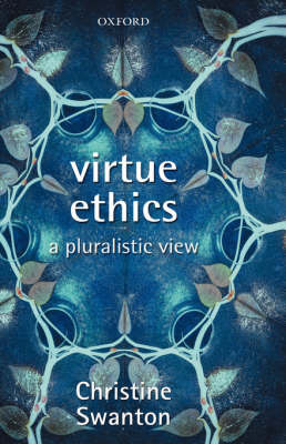 Virtue Ethics by Christine Swanton image