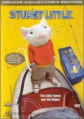 Stuart Little Collector's Edition on DVD