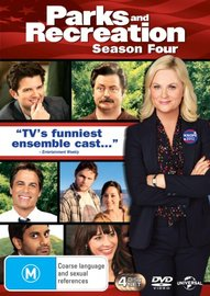 Parks And Recreation - Season 4 on DVD image