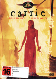 Carrie on DVD image