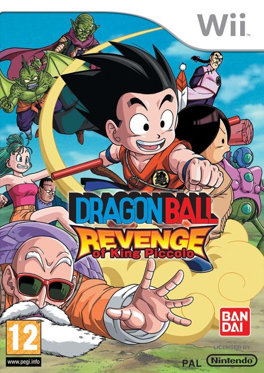Dragon Ball: Revenge of King Piccolo for Wii