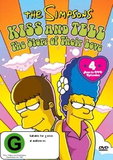 The Simpsons - Kiss & Tell on DVD