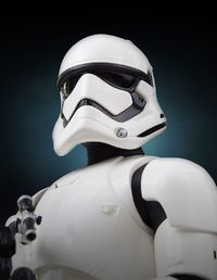 Star Wars: The Force Awakens - The First Order Stormtrooper Mini Bust