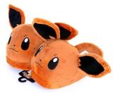 Pokemon Eevee 3D Slippers (Large)