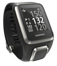 TomTom Golfer 2 GPS Watch - Black/Large