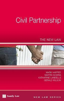 Civil Partnership by Mark Harper image