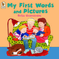 My First Words And Pictures by Brita Granstrom image