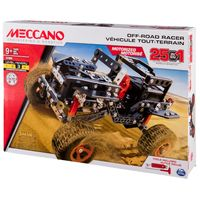 Meccano 25 Model Set - Off-Road Racer image
