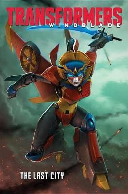 Transformers Windblade The Last City by Mairghread Scott image