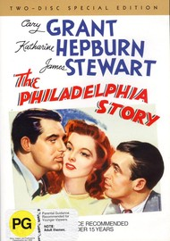Philadelphia Story, The - Special Edition (2 Disc Set) on DVD image