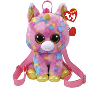 Ty Gear: Fantasia Unicorn - Plush Back Pack