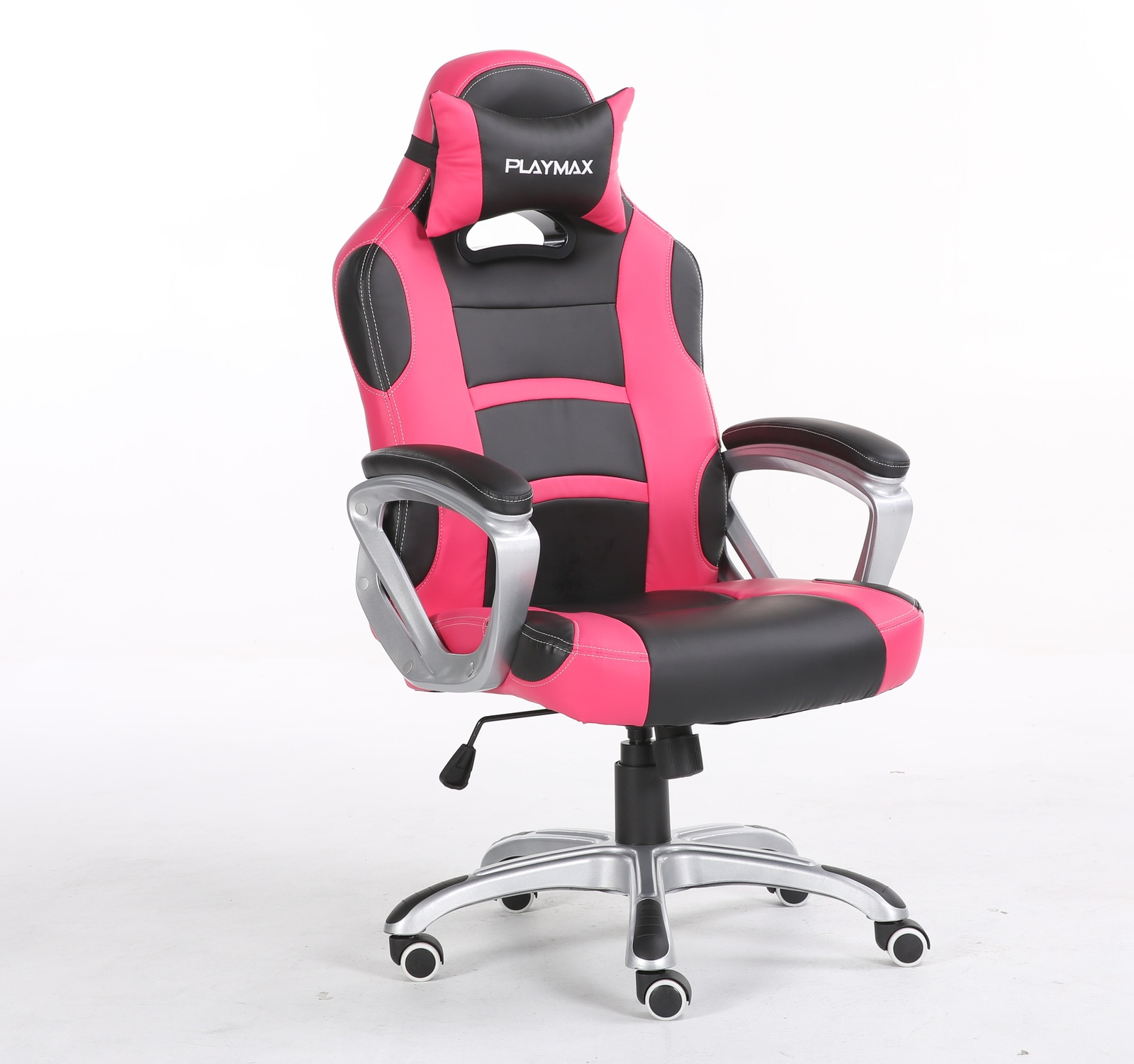 Surprising Playmax Gaming Chair Pink And Black Machost Co Dining Chair Design Ideas Machostcouk