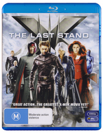 X-Men - The Last Stand on Blu-ray