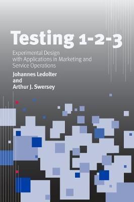 Testing 1 - 2 - 3 by Johannes Ledolter