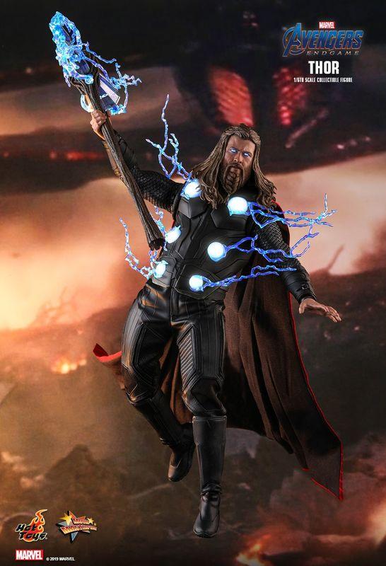 "Avengers: Endgame - Thor - 12"" Articulated Figure"