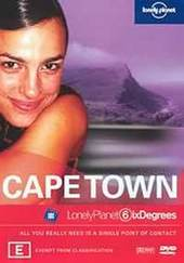 Lonely Planet Six Degrees: Cape Town on DVD