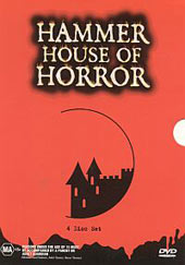 Hammer House of Horror on DVD