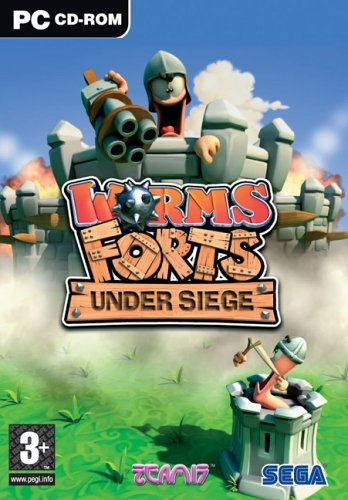 Worms Forts Under Siege for PC Games