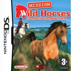 Real Adventures: Wild Horses for DS