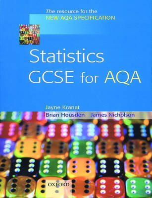 Statistics GCSE for AQA by Jayne Kranat