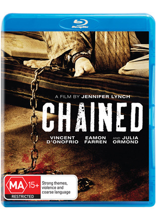 Chained on Blu-ray