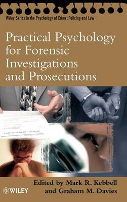 Practical Psychology for Forensic Investigations and Prosecutions image