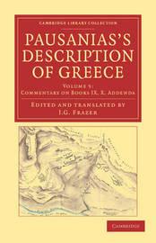 Pausanias's Description of Greece