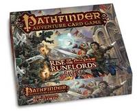 Pathfinder - Rise of the Runelords Card Game