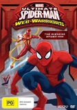 Ultimate Spider-Man: The Avenging Spider-Man DVD