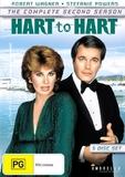 Hart To Hart - Season 2 on DVD