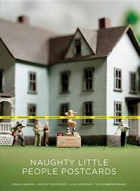 Naughty Little People Postcards by Magma